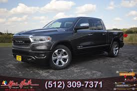 100 New Dodge Trucks For Sale 2019 RAM All 1500 Limited Crew Cab In Austin TX