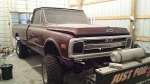 100 Autotrader Classic Truck 1969 Chevrolet CK For Sale Near Cadillac Michigan 49601
