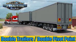 ATS Mods - B-Double Trailers RTA / Double Pivot Point - YouTube Triple Eight Transport Inc Double And Trailer Truck Images Youtube 47t Triples Frankfurt To Innsbruck Euro Simulator 2 Hutt Trucking Company Hutt Transportation Issue 107 Febmar 2016 By Publishing Australia 109 Cummins Unveils New Engine Series News Huntflatbed Norseman Do I80 Again Pt T Energy Services Ltd Opening Hours Hwy S Claresholm Ab As Opponents Try Kill Mexican Trucking In Nafta 20 Immigrants Americas Truck Driver Shortage Innovation Trail