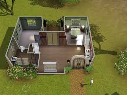Sims 3 Floor Plans Small House by Starter Home Plans Plastic Wicker Furniture Garage Storage Closet