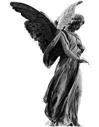 Angel Statue Figure Woman Female Wing Sweet