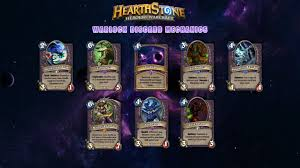 Warlock Deck Hearthstone Frozen Throne by Discard How To Make It Usefull Warlock Class Discussion