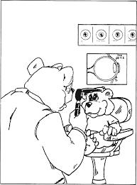 Optometry Eye Preschool Coloring Pages For Kids