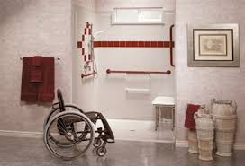 Handicap Accessible Bathroom Design Ideas by Bathroom Design Ideas Wheelchair Accessible Bathroom Design