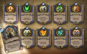 hearthstone heroes of warcraft front row crew forum