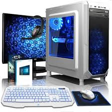 pack ordinateur de bureau vibox kaleidos rl960 120 pack pc gamer amd 8 radeon rx 460