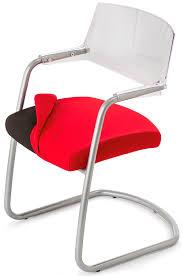 housse assise de chaise chaises réunion dossier transparent design et confortables lp