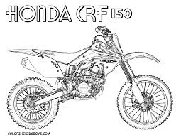 Good Dirt Bike Coloring Pages 79 In Books With