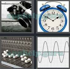 4 Pics 1 Word Level 2901 to 3000 6 Letters Picture 2917 Answer