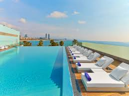 100 The W Barcelona Hello South Beach Pool Party At In