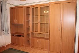 gebrauchte möbel wohnzimmerverbau in buche kaufen