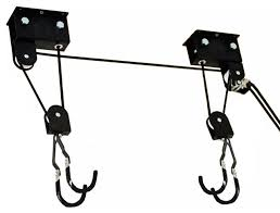 Kayak Ceiling Hoist Australia up and away deluxe hoist system with accessory straps industrial