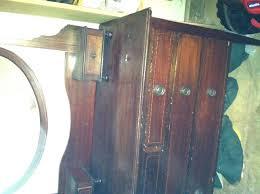 Dresser Mirror Mounting Hardware by Dressers Oak Dresser Mirror Antique Dresser Mirror Hardware