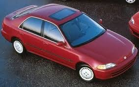 Used 1995 Honda Civic Sedan Pricing For Sale