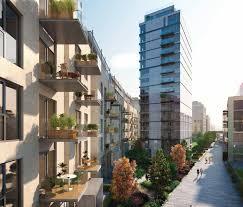 Lillie Square Columbia Garden SW6 Habitat Investments