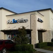 FedEx fice Rockwall Texas 909 E Ih 30 Print & Ship