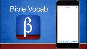Bible Vocab Tutorial