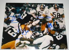 Original Iron Curtain Steelers by Sports Auctions