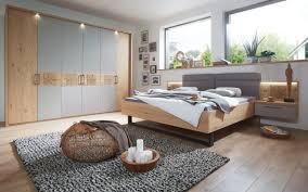 schlafzimmer 4021 in balkeneiche lack taupe