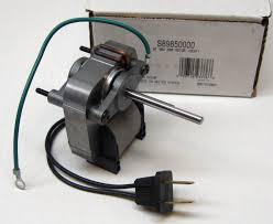 Nutone Bath Fan Motor by 89850000 Broan Nutone Bath Fan Vent Motor C 89850 Sp 61k16 Ebay
