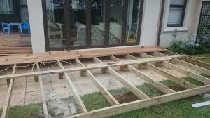 Wood Decking Boards by Diy Timber Decking In Durban U2013 The Wood Joint
