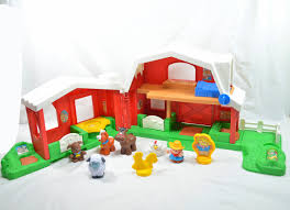Fisher-price Little People Farm / Barn Set W/ Sound, Farmer Many ... Amazoncom Fisherprice Little People Fun Sounds Farm Vintage Fisher Price Play Family Red Barn W Doyourember Youtube Animal Donkey Cart Wspning Animals Mercari Buy Sell Things Toys Wallpapers Background Preschool Pretend Hobbies S Playset Farmer Hay Stackin Stable Walmartcom
