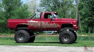 1985 Chevy 4x4, Lifted, Monster Truck, Show Truck,custom Truck