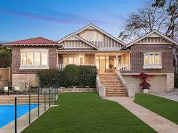 100 Mosman Houses 30 Middle Head Road House Sold McGrath Estate Agents