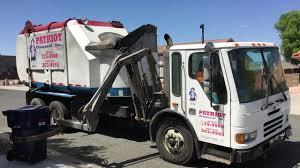Patriot Disposal ⇨ Heil CP Python Garbage Truck - YouTube