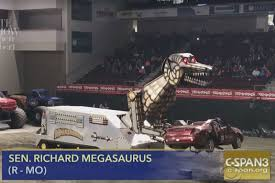 Watch As The Late Show Features Video Of Monster Trucks In Bangor