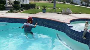swimming pool tile cleaning menifee murrieta temecula corts pools