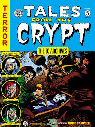 The EC Archives Tales From Crypt Vol 5 TPB DarkHorse Release