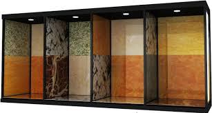 china ceramic tile sle displays showroom wall display stand