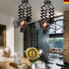 industrial hängeleuchte pendelleuchte hängele esszimmer