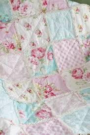 Shabby Chic Nursery Bedding by Crib Rag Quilt Baby Crib Bedding Shabby Chic Nursery Pink