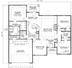 The Mountain View House Plans by Sleek Roofline And Top Windows 59299nd Architectural