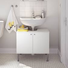 Bayswater Pointing White 1200mm 4 Door Basin Cabinet 550 WC Cabinet