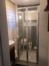 dusche im gästebad 9 raumsparende lösungen