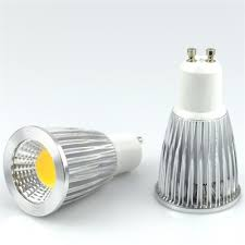 led bulb gu10 cob led spot light 6w 9w 12w gu10 led spotlight bulb