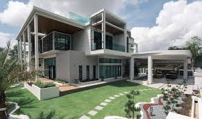 100 Bungalow Design Malaysia Home Konandesign