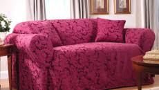 sofia vergara collection santorini microfiber sofa furniture