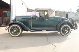 1929 Dodge Convertible Roadster W/rumble Seat 6 Cyl. Not Ford Or ...