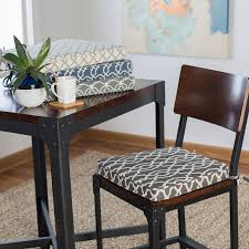 Cushioned Dining Chair Fabric : Lioncrowcabins - Beautiful Cushioned ...
