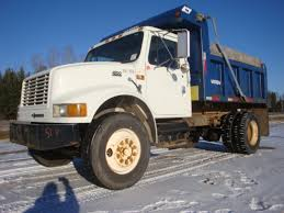 100 Single Axle Dump Trucks For Sale USED 2000 INTERNATIONAL 4700 FOR SALE 2202