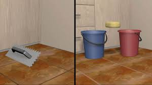 Polyblend Sanded Ceramic Tile Caulk Dry Time by How To Grout A Tile Floor 12 Steps With Pictures Wikihow