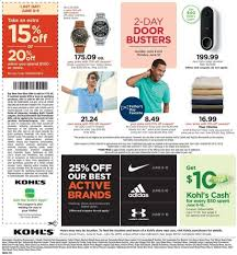 Kohl's Flyer 06.06.2019 - 06.16.2019   Weekly-ads.us Kohls 30 Off Coupons 1800kohlscoupon Twitter Coupon 15 Your Store Purchase Printable 2018 Justice Coupons Code Possible Up To 40 Code Stackable Codes 50 Mystery Mvc Free Shipping August 2019 For Black Friday Ads Deals And Sales Couponshy To Entire Today Only Check Hip2save 1520 Off At Or Online Via Promo Supsaver
