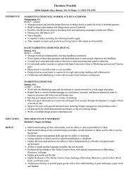 Download Marketing Designer Resume Sample As Image File