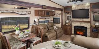 Fifth Wheel Campers With Front Living Rooms by 2015 Eagle Fifth Wheels By Jayco Jayco Inc