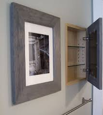 Brushed Nickel Medicine Cabinet With Mirror by Storage Cabinets Ideas Recessed Medicine Cabinet Brushed Nickel