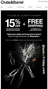 Crate & Barrel Black Friday 2019 Ad, Sale & Deals - Blacker ... Pottery Barn Fniture Shipping Coupon 4 Corner Fingerboards Coupon Code Crate Barrel Coupons Doki Coupons Hello Subscription And Barrel Code 2013 How To Use Promo Codes For Crateandbarrelcom Black Friday 2019 Ad Sale Deals Blacker And Discount With Promotional Emails 33 Examples Ideas Best Practices Asian Chef Mt Laurel Taylor Swift Shop Promo Codes Crateand 15 Off 2018 Galaxy S4 O2 Contract